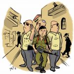 The dangers of being a Haredi soldier
