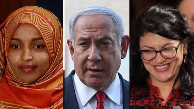 Omar and Tlaib banned – who's clever, who's wise, who's neither?