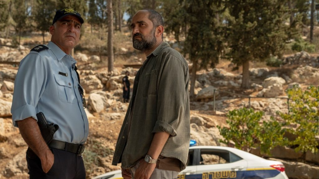 HBO's OUR BOYS & Keshet's Real Time Kidnapping