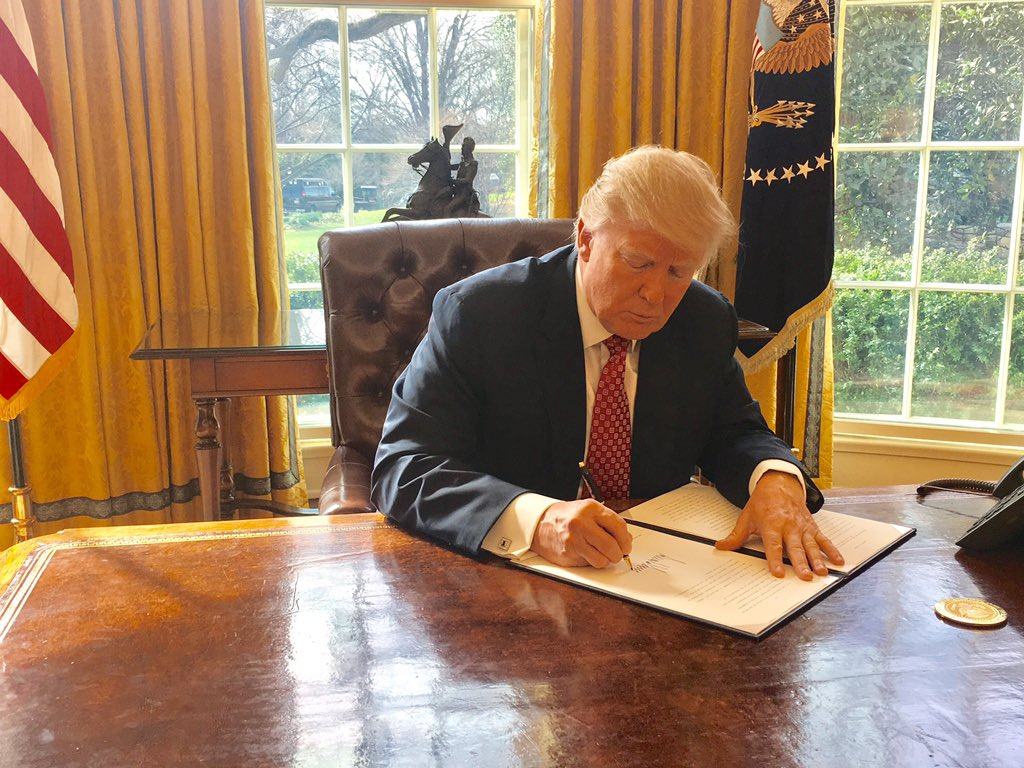 Read more about the article The Zionist Question at the heart of Trump's Latest Executive Order