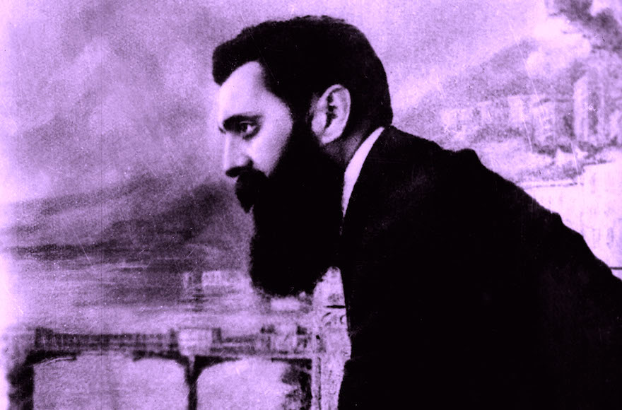 Antisemitism and Zionism: Herzl's Hypothesis