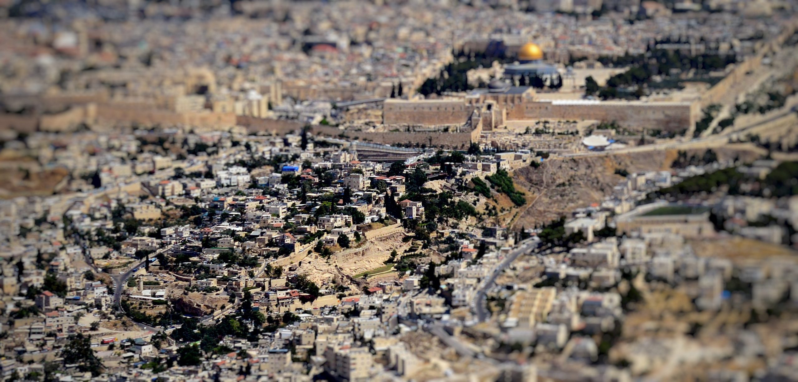 A Brief Biography of Jerusalem