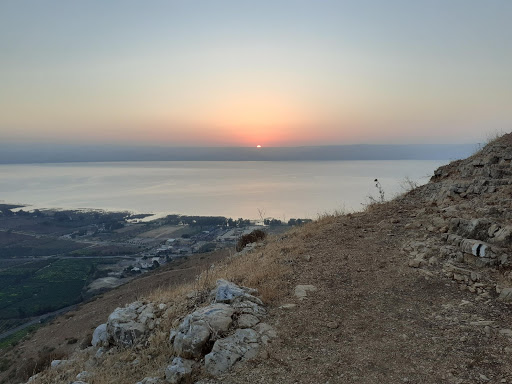 Day 7, Shvil Yisrael: Lower Nachal Amud to Tiberias Illit (16km)