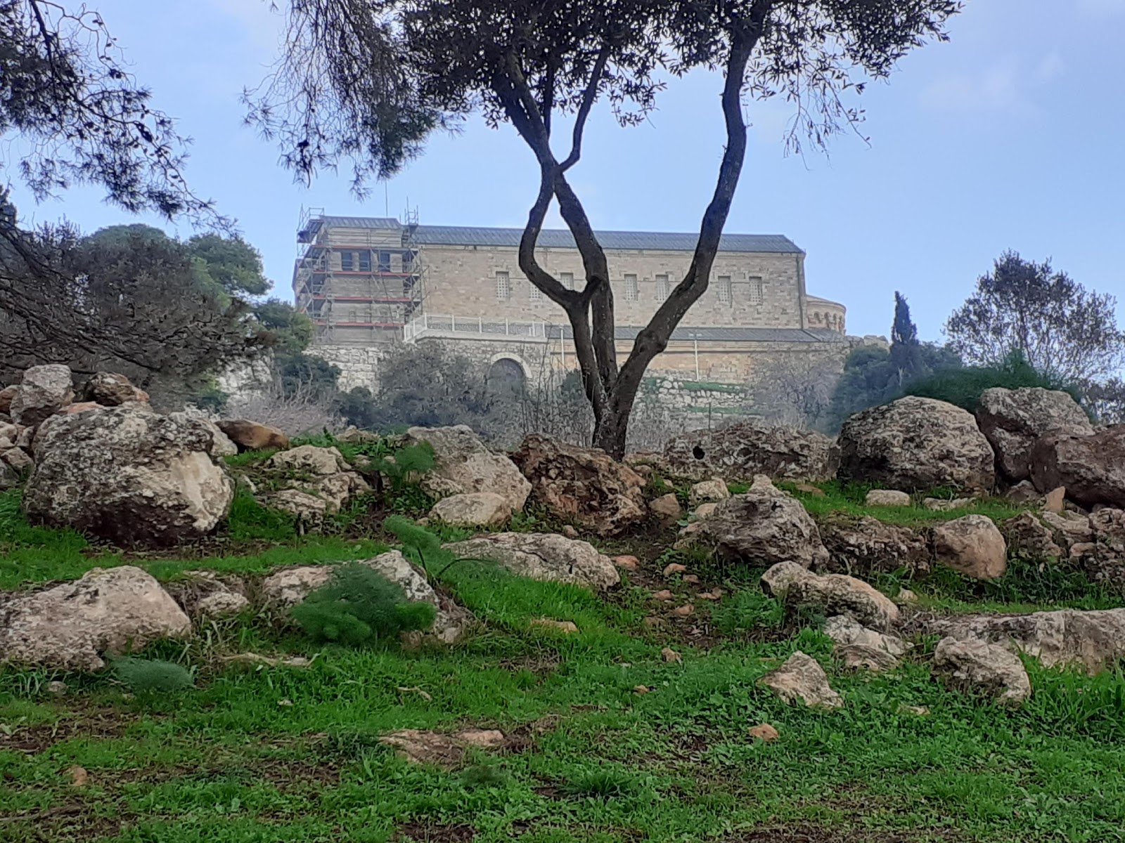 Day 10, Shvil Yisrael: From Gazit Junction to Mount Yona (19km)