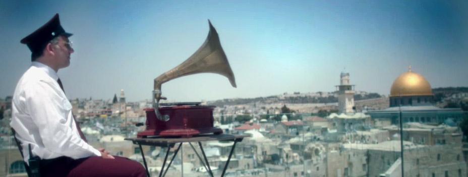 Exploring Jerusalem through Two Short Films